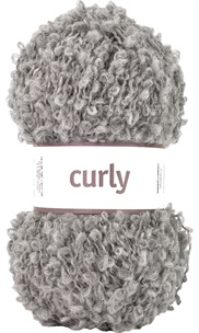 Curly Dimmgrå 13504