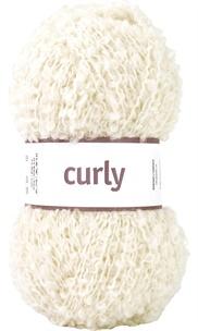 Curly Vintervit 13501
