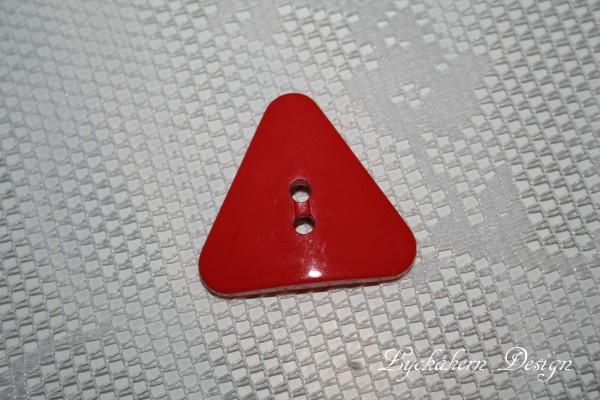 Knapp trekant terracotta 2
