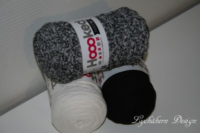Ribbon XL Black´n white 3-pack