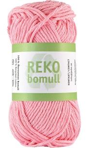 Reko bomull Baby pink 24227 (62)