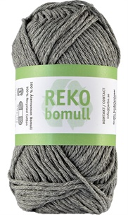 Reko bomull Light gray 24204 (36)