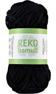 Reko bomull Markers black 24202 (29)