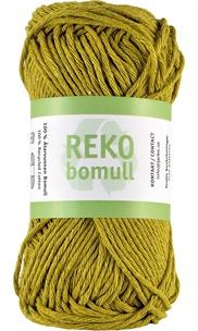 Reko bomull Pistachio green 24217 (87)