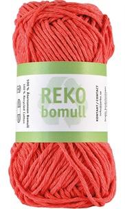 Reko bomull Salmon pink 24220 (22)