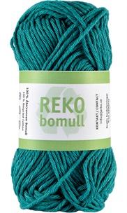 Reko bomull Turquise green 24213 (12)