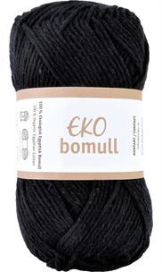Eko Bomull Black 63219-0017