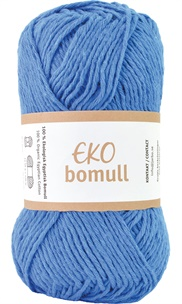 Eko Bomull Blue 63211-0009
