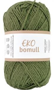 Eko Bomull Green 63217-0010