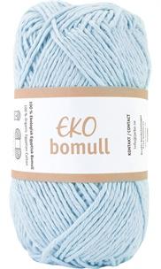 Eko Bomull Light blue 63210-0014