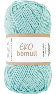 Eko Bomull Light turquoise 63213-0018