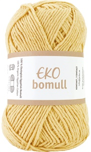Eko Bomull Light yello 63204-0002