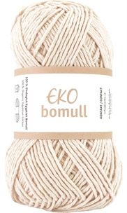 Eko Bomull Off white 63202-001