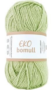 Eko Bomull Pistachio 63206-0007