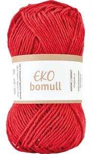 Eko Bomull Red 63218-0011