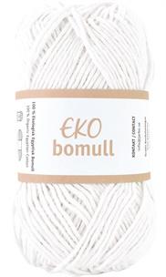 Eko Bomull White 63201-0019