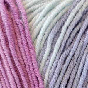 Elise 100g Lila gredelin batik 69022