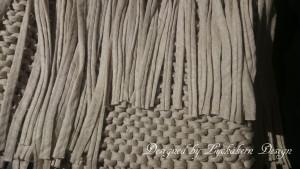 Väskan Hanna 13 m logga